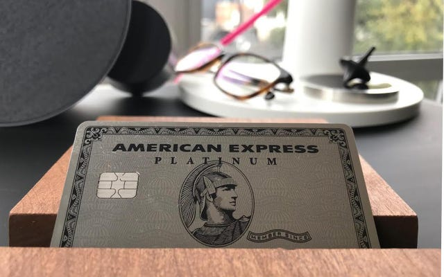 अमेरिकन एक्सप्रेस के साथ प्लेटिनम के लिए अपनी यात्रा की स्थिति को अपग्रेड करें