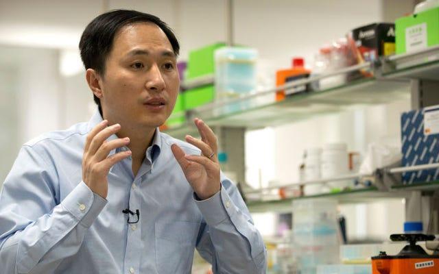 2つの遺伝子改変された人間の双子を作成した中国の科学者は死刑に直面する可能性があります