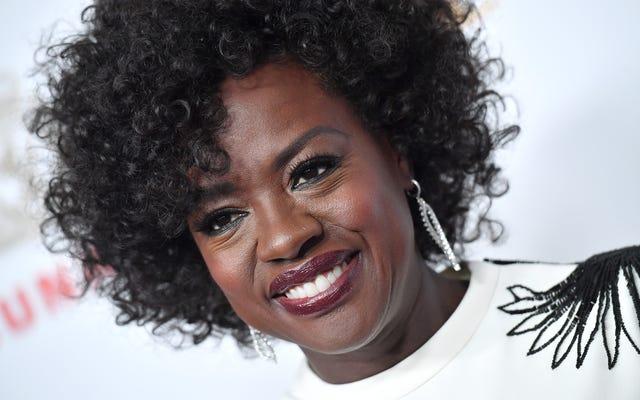 Viola Davis sẽ đóng vai chính là Dân biểu tiên phong Shirley Chisholm cho Amazon