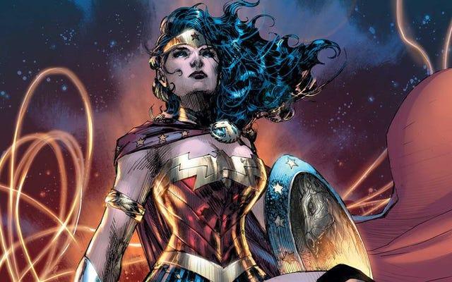 Wonder Woman'ın 75. doğum günü, yılların en iyi hikayelerini anlatıyor