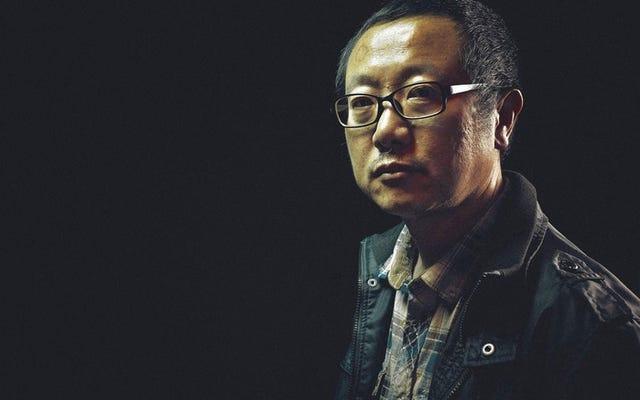 El autor Cixin Liu está aquí para responder a sus preguntas