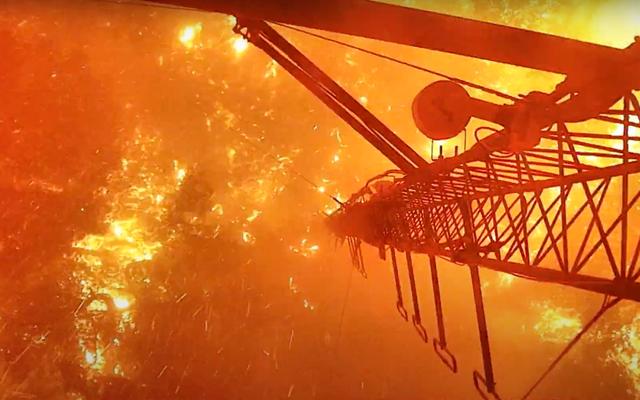 カメラのネットワークがカリフォルニアの「エスカレートする悲劇」を監視している