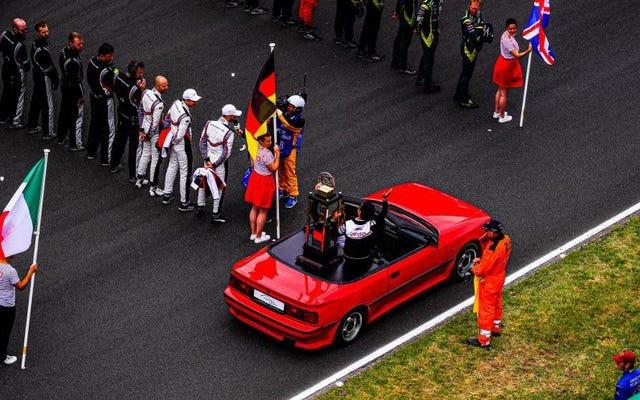 Toyota đã tìm thấy chiếc Celica cũ này có thể chuyển đổi để giành được Cúp Le Mans và nó quy định (Cập nhật)
