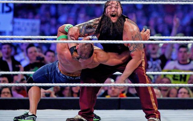 La sortie de Bray Wyatt par la WWE est peut-être la plus déroutante à ce jour
