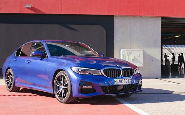 2020 BMW M3は、マニュアル付きの「純粋な」454 HP後輪駆動オプションを取得します:レポート