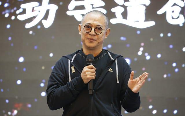Jet Li a refusé les suites de Matrix parce qu'il ne voulait pas que ses mouvements soient pris par des machines