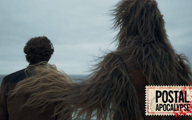 Apocalypse postale: quel était le problème de Solo?