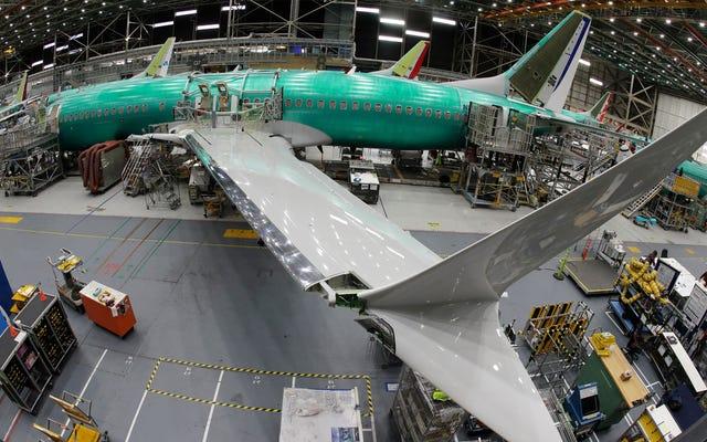 伝えられるところによると、FAAは重要な737Maxフライトシステムの監視をボーイングに委任しました