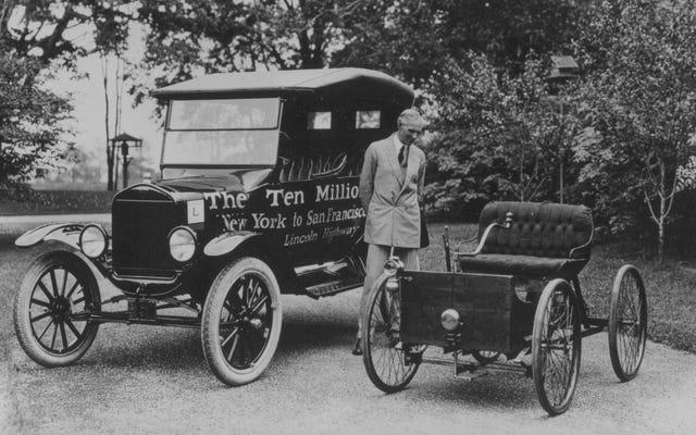วันนี้ในประวัติศาสตร์: Henry Ford ออกจาก Edison เพื่อเริ่มต้น บริษัท ยานยนต์