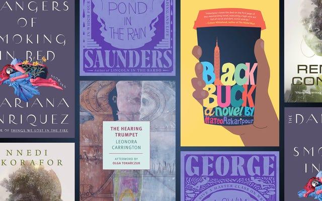 5 libros nuevos para leer en enero