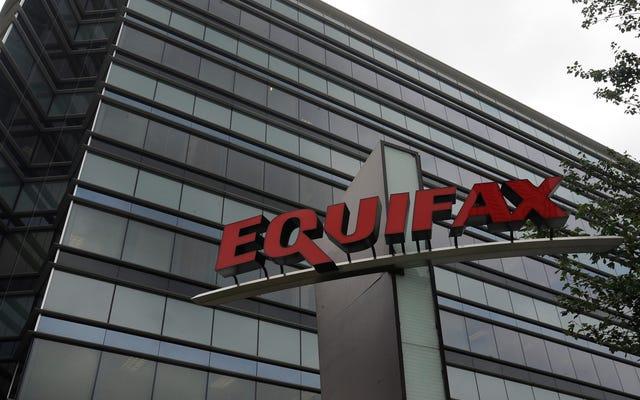 Federal Watchdog demande aux agences de cesser de se fier aux agences de notation après le piratage d'Equifax