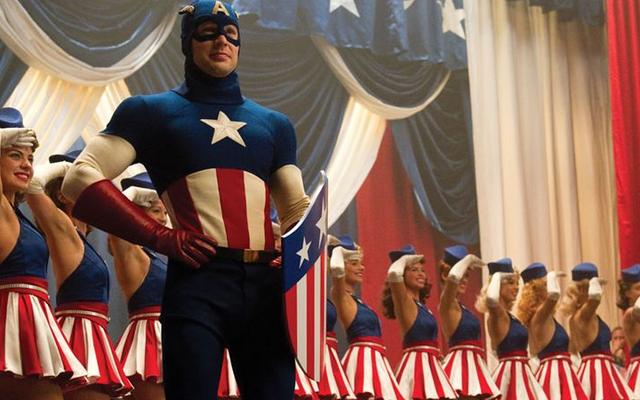 キャプテンアメリカはテレビスペシャルで彼の75歳の誕生日を祝います