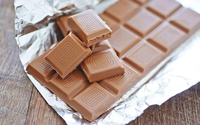 Como o chocolate ao leite conseguiu uma reputação tão ruim?