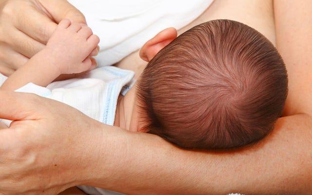 Los Washington Nationals no quieren que las mamás amamanten en una habitación congestionada
