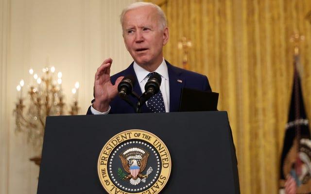 Biden no va a revertir la política xenófoba y mortal de refugiados de Trump ... por ahora