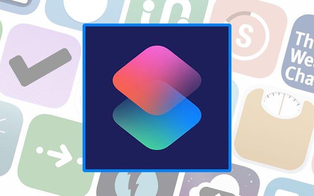 Apprenez à utiliser les raccourcis Siri pour vous faciliter la vie