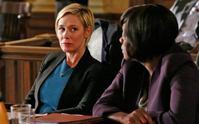 「殺人を無罪にする方法」シーズン3、エピソード13要約:(「それは戦争だ」)