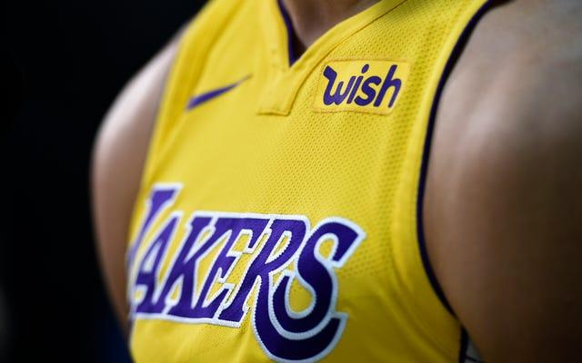 Lakers คืนเงินกู้ 4.6 ล้านดอลลาร์จากโปรแกรมหมายถึงธุรกิจขนาดเล็ก