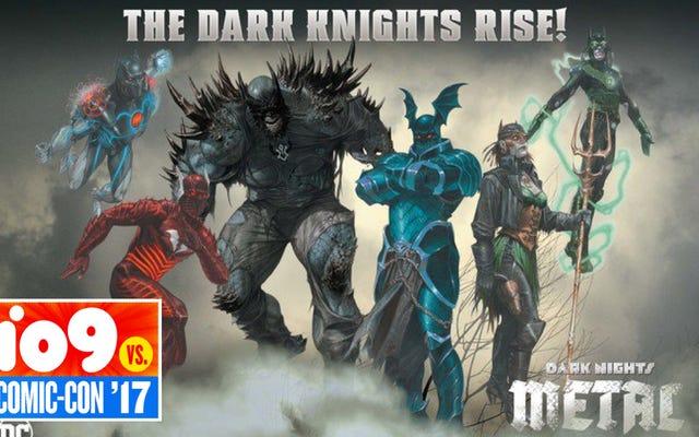 Эти злые бэтмены отправляются покорять вселенную DC