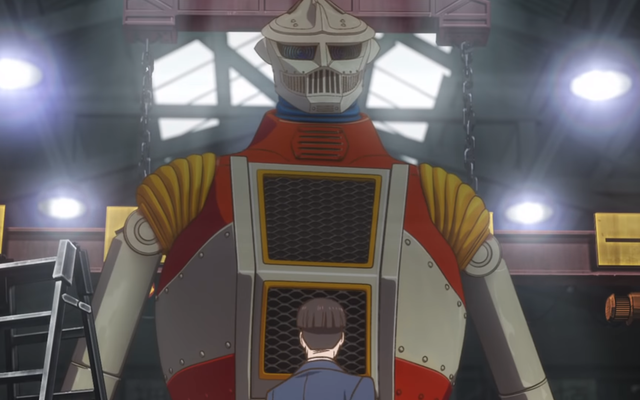 Netflix Announced a Bunch of New Anime and I'd Cancel It All for One More Second of This Jet Jaguar