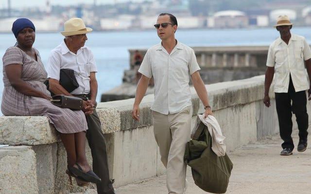 キューバのヘミングウェイについて興味深いのは、それが撃たれた場所だけです。