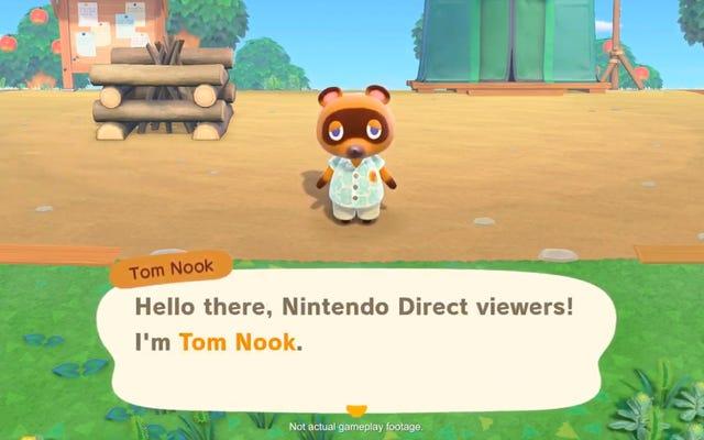 Bugünkü Nintendo Direct Sırasında Açıklanan Her Şey