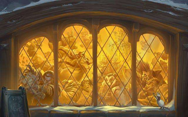 L'ultimo piano di Blizzard per far incontrare i giocatori di Hearthstone è viziato