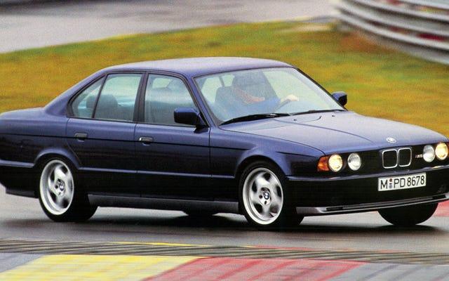 このビデオツアーでは、BMW E34M5がもっと多くの愛に値する理由を説明しています