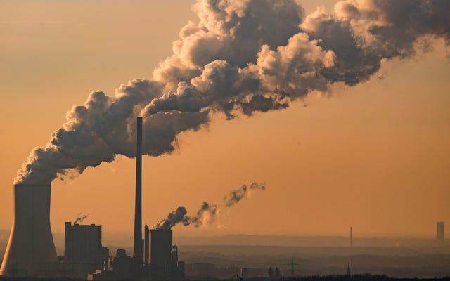 पांच साल की गिरावट के बाद, अमीर देशों का कार्बन उत्सर्जन फिर से बढ़ रहा है