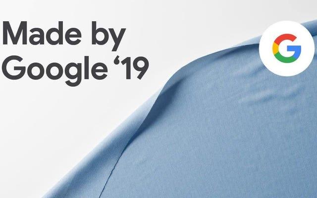 Pixel 4 просочился до смерти, так что вот все, о чем мы знаем, сделано Google 2019