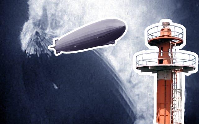 Was ist mit all den Zeppeline passiert?