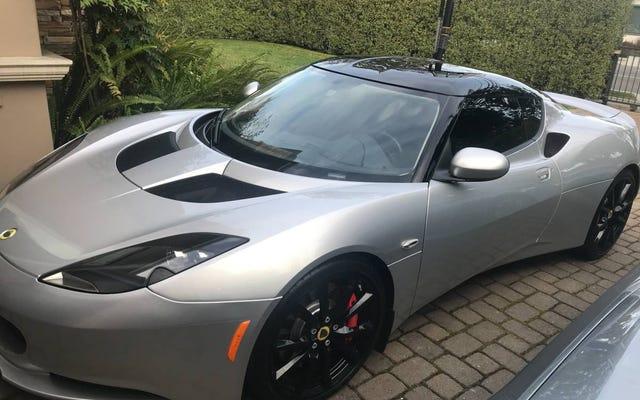 À 58 777 $, cette Lotus Evora 2013 est-elle une opportunité évocatrice?
