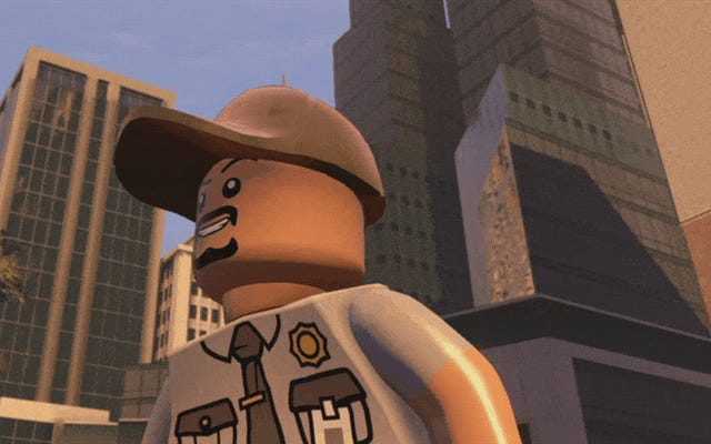 Ant-Man nie jest gwiazdą DLC LEGO Avengers's Ant-Man