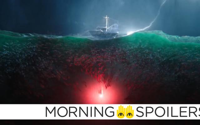 Nous verrons le spin-off effrayant d'Aquaman bien avant Aquaman 2
