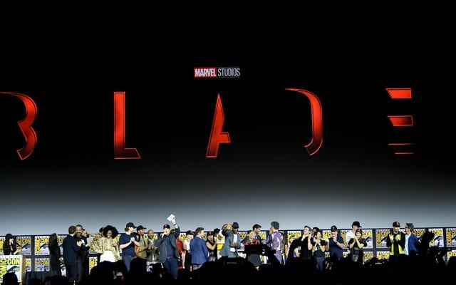 I Marvel Studios cercano scrittori neri per Blade, con Mahershala Ali