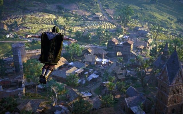 Assassin's Creed Valhalla obtiene nuevas habilidades, pero solo si desconectas tu consola de Internet