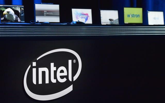 Intelチップセットの修正不可能な欠陥が暗号化されたデータをハッカーに開放する