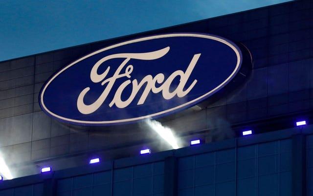 """जीएम और क्रूज़ चाहते हैं कि फोर्ड अपनी हाथों से मुक्त ड्राइविंग तकनीक को """"ब्लूक्रूज़"""" कहना बंद कर दे"""