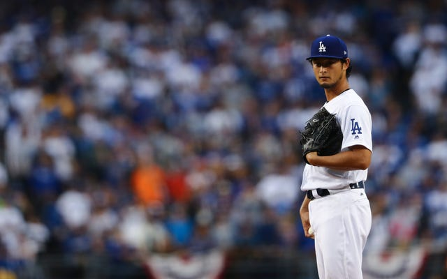 Báo cáo: Yu Darvish Tipped his Pitch In The World Series