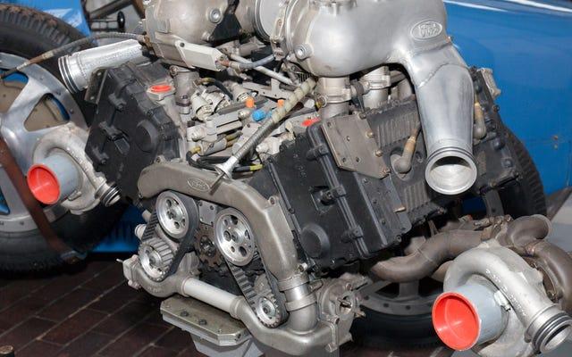 誰も覚えていない1000馬力のフォードターボエンジン