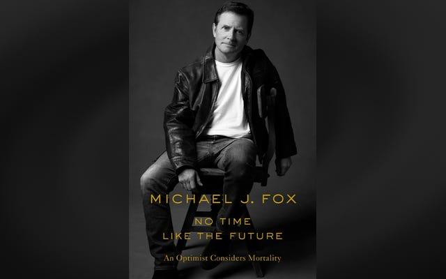 Michael J. Fox reflexiona conmovedoramente sobre la mortalidad y su famoso optimismo en No Time Like The Future