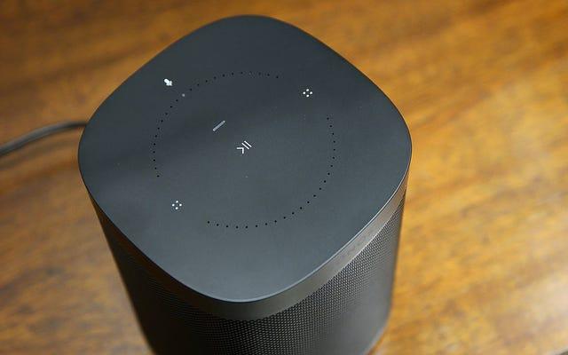 Wygląda na to, że Sonos produkuje nowe inteligentne głośniki