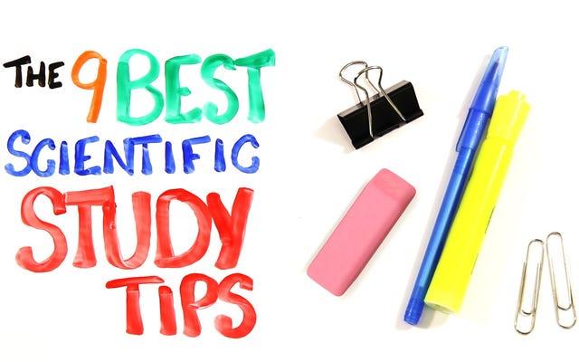 Выделение не так эффективно для учебы и другие советы по учебе лучше