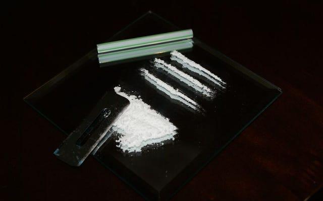 白人のオピオイド関連死と同等の黒人の致命的なコカイン過剰摂取の数、研究は示しています