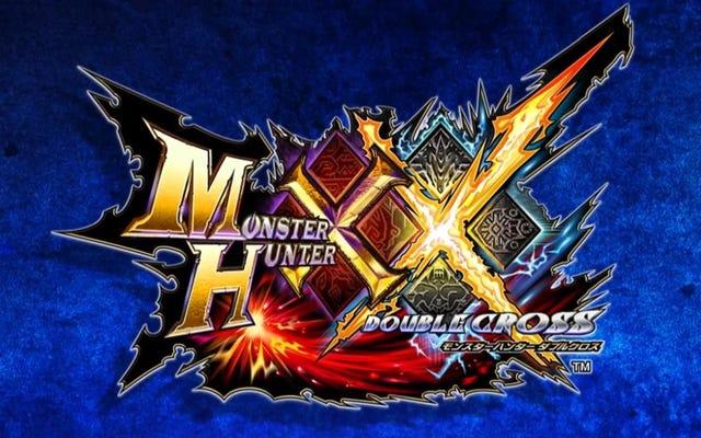 Diễn xuất bằng giọng nói của Monster Hunter XX nghe có vẻ khiêu dâm