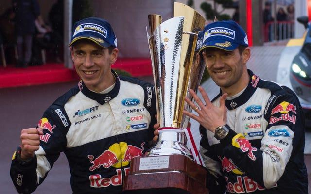 अजेय रैली सेना Sébastien Ogier WRC से रिटायर होने के बारे में सोच रही है
