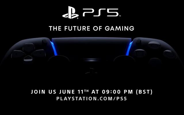 Sony sẽ tiết lộ PlayStation 5 vào ngày 11 tháng 6
