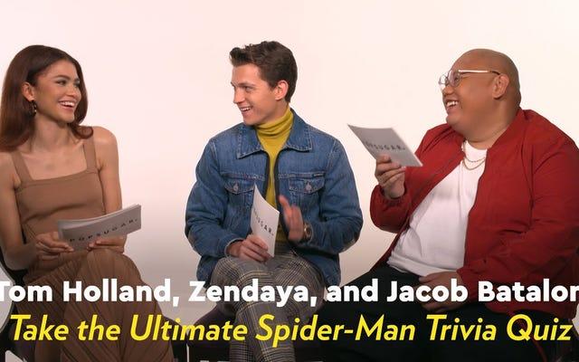 Tom Holland a le cœur brisé que Gwyneth Paltrow ait oublié son temps dans Spider-Man: Homecoming