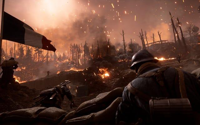 À quoi s'attendre de la première extension de Battlefield 1