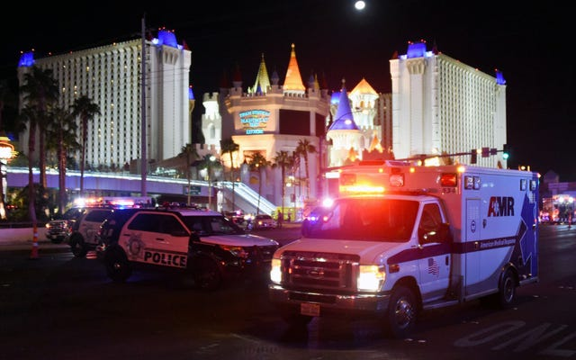 लास वेगास की शूटिंग के मद्देनजर मार्शल प्रीमियर रद्द